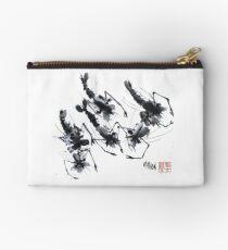 Sumi-e Shrimps represent Abundance! Studio Pouch