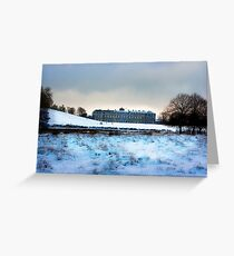 Christmas at Petworth House Greeting Card