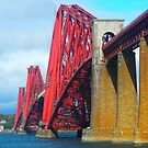 Queensferry ~ Forth Rail Bridge by ©The Creative  Minds