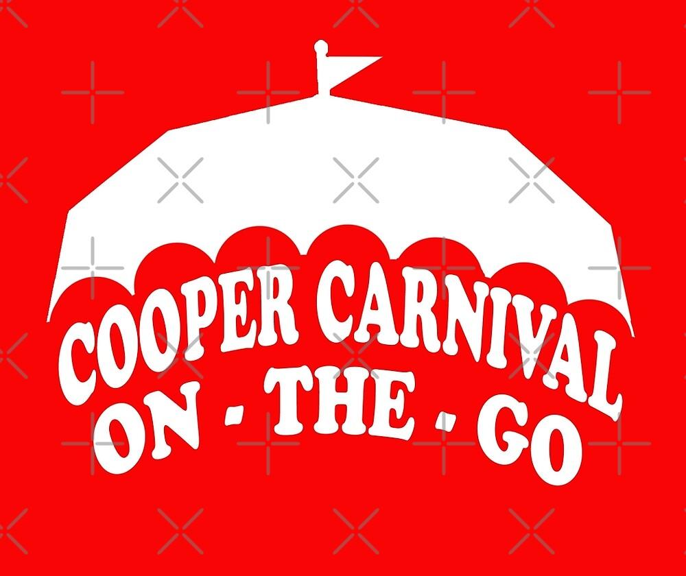 Supernatural  Cooper Carnival by Egan316