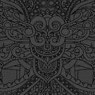 Balinese art 3 by elangkarosingo