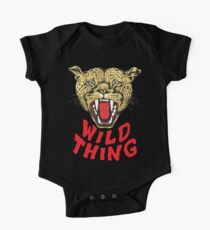 Wildthing One Piece - Short Sleeve