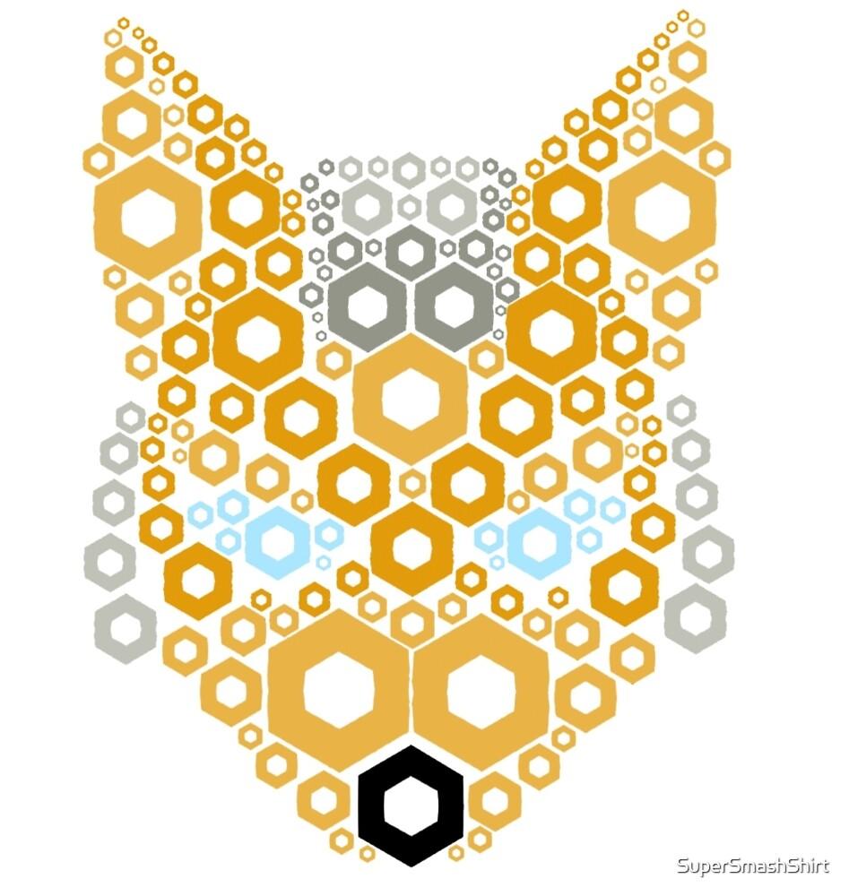 Shine Fox by SuperSmashShirt