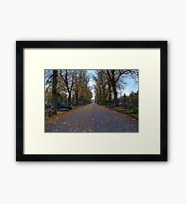 west brompton Framed Print