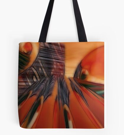 Dragon's Den Tote Bag