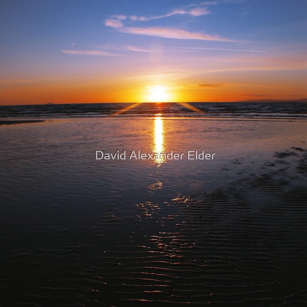 Propeller Sun by David Alexander Elder