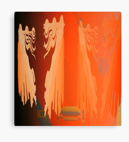 Spirits dancing in the sunlight Canvas Print