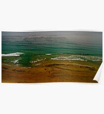 Ocean - San Diego, California Poster