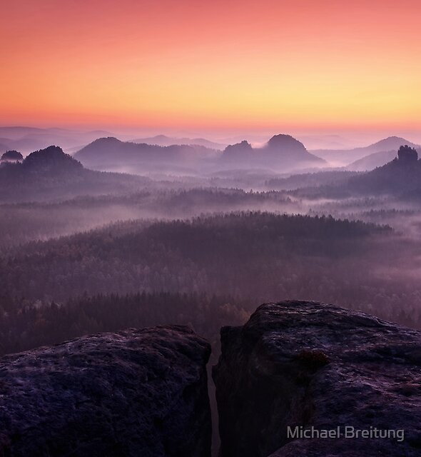 Breathe by Michael Breitung