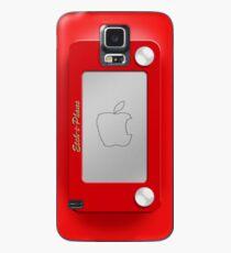 Etch-i-Phone Case/Skin for Samsung Galaxy