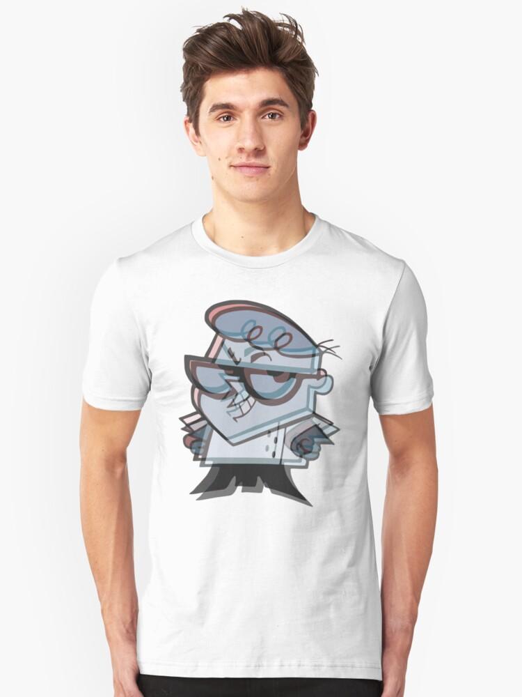 3D Dexter Unisex T-Shirt Front