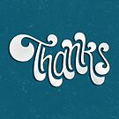 Thanks (Special Edition) by caligature