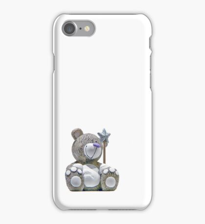 Wishing Bear iPhone Case/Skin