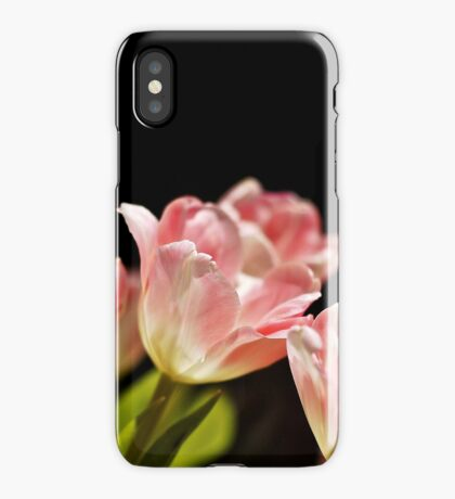Macro Tulips iPhone Case