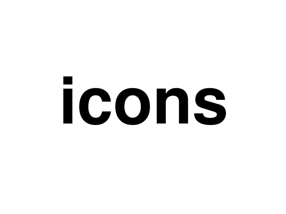 icons by ninov94
