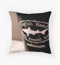 Dogfish Throw Pillow
