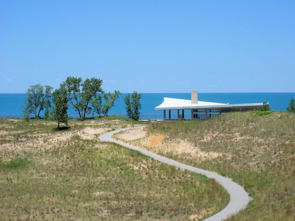 Indiana Coast  by John McCloskey