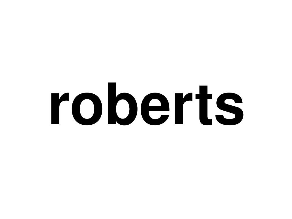 roberts by ninov94