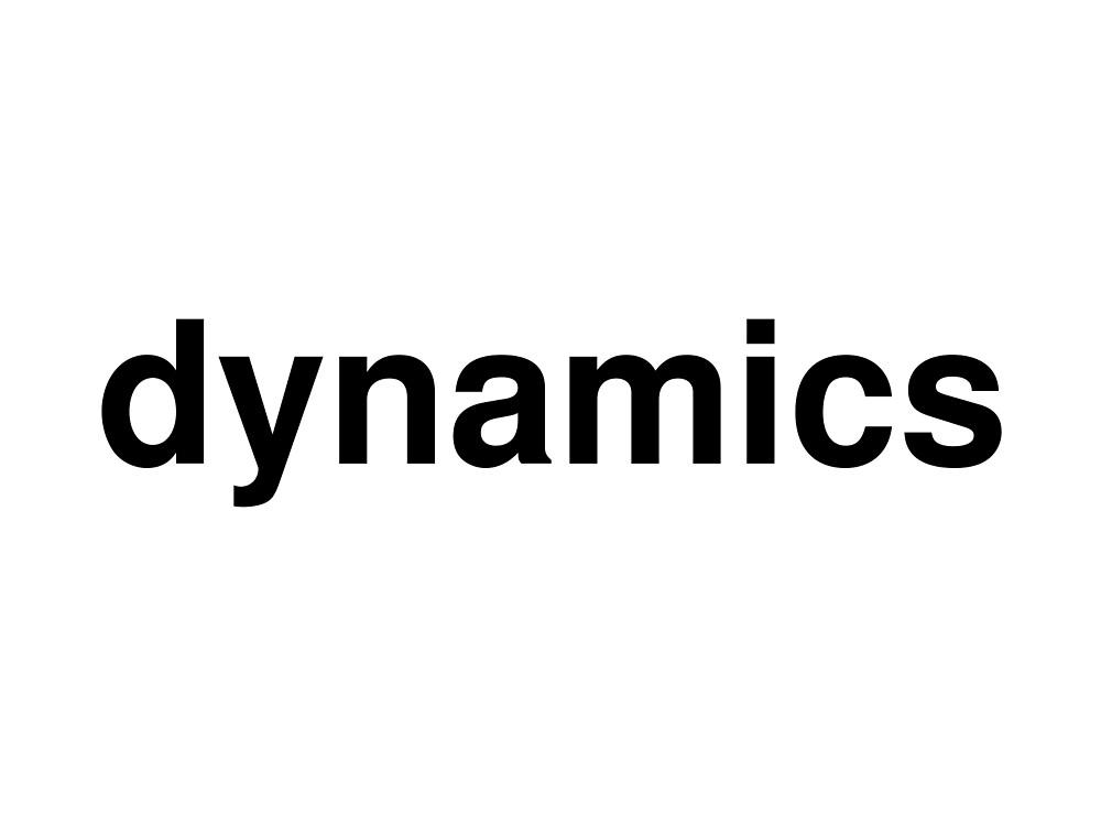 dynamics by ninov94