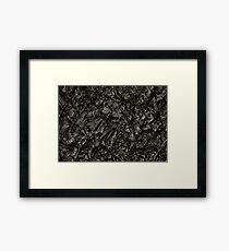 Decompose Framed Print