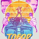 TOFOP - Everyone reLAx (t-shirts) by James Fosdike