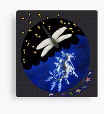 Dragonfly & Seadragon Canvas Print