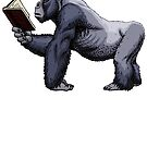 Reading Silverback by Ninjangulo