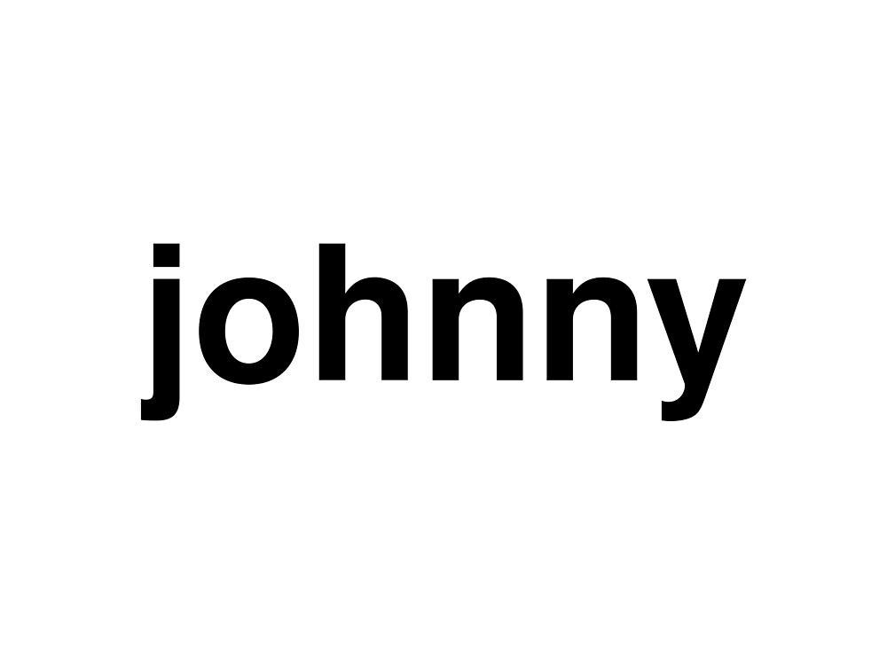 johnny by ninov94