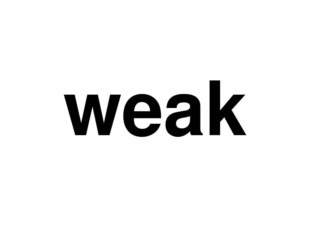 weak by ninov94