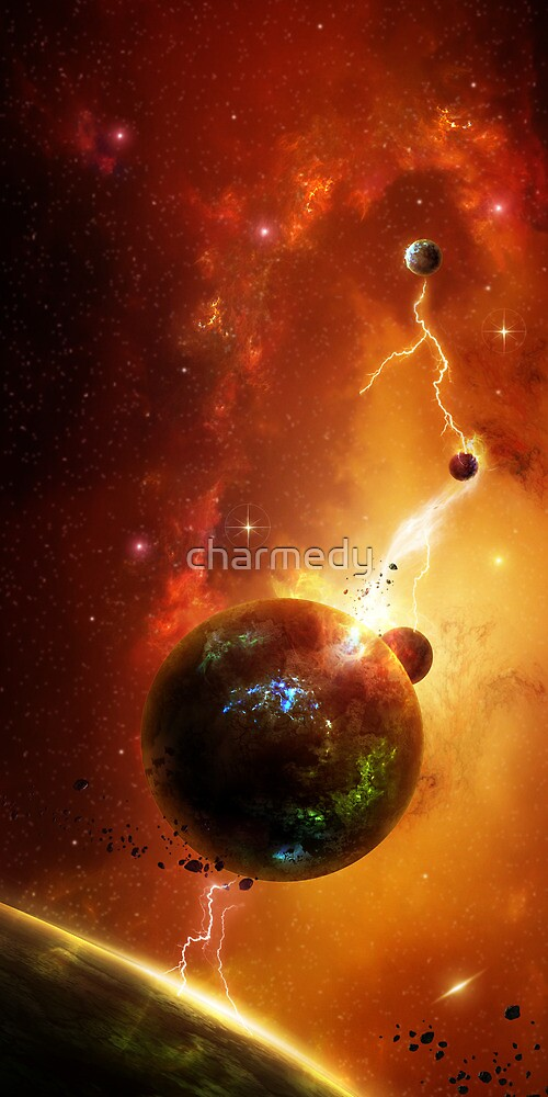 Stellar Universe by charmedy