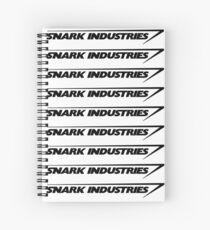 The Snark Industries Spiral Notebook
