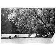 Munich Park Poster