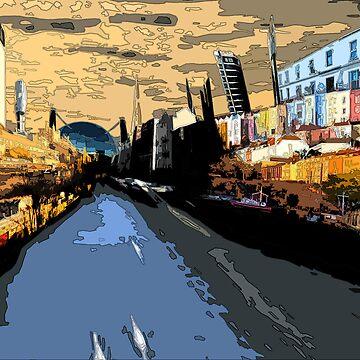 Bristol Ink - Photo Montage by averybadbear