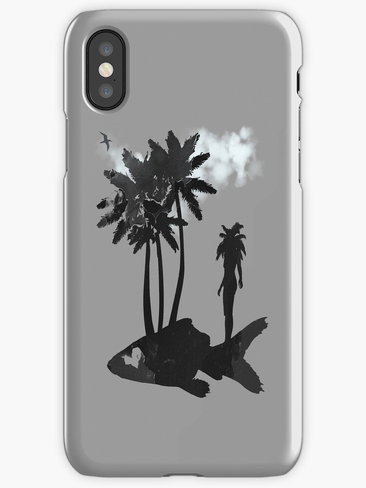 Shall I not have intelligence with the earth? Am I not partly leaves and vegetable mould myself - iPhone Case by Denis Marsili
