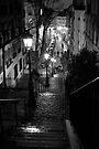 Un Escalier à  Montmartre by Nicholas Coates