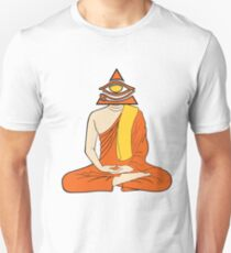 Third Eye Monk T-Shirt