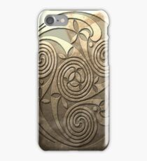 Knotwork Seal iPhone Case/Skin