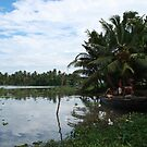 Postcards from Kerala: By the banks by bambiisme