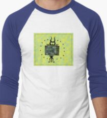 Holy Tv Men's Baseball ¾ T-Shirt