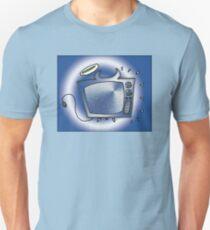 Happy Tv Unisex T-Shirt