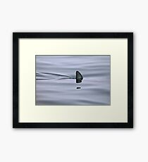 Silent and Deadly Framed Print