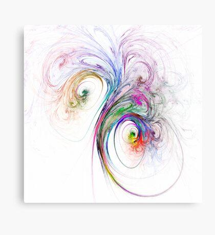 Bouquet of Colours Canvas Print