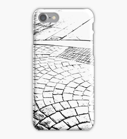 Sidewalk  iPhone Case/Skin