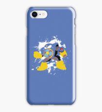 Airman Splattery T iPhone Case/Skin