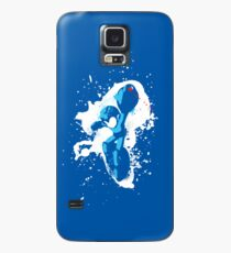 Funda/vinilo para Samsung Galaxy Camiseta Mega Man Splattery