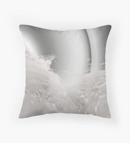 Emanation Throw Pillow