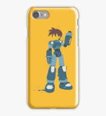 Mega Man (Legendary Mode) iPhone Case/Skin