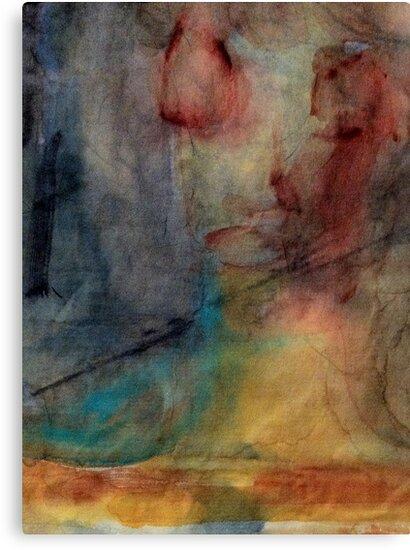 I close my eyes by Catrin Stahl-Szarka