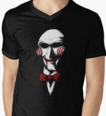 Lets Play A Game Men's V-Neck T-Shirt