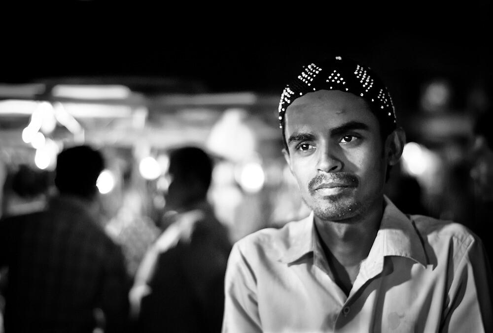 Street portrait by Neha Singh